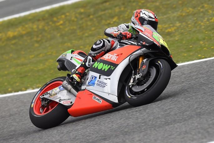 MotoGP Jerez: Bautista 13° sfiora una storica QP2, Bradl 18°