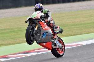 MotoGP Argentina: positivo Bradl 16°, Bautista solo 20°