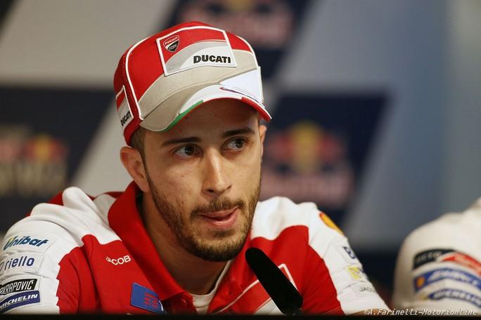 """MotoGP Jerez: Andrea Dovizioso, """"Il futuro dipenderà molto da cosa penserà di fare Ducati"""""""