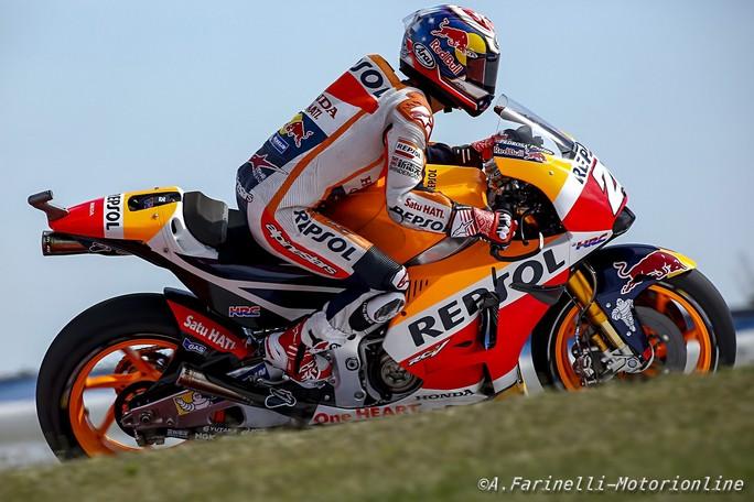 MotoGP Austin: Pedrosa ancora in difficoltà, 8°