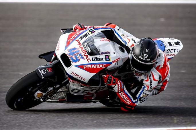MotoGP Argentina: Redding dopo lo scampato pericolo è 14°, Pirro 18°