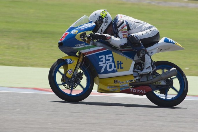Moto3 Argentina: piccoli passi avanti per Stefano Valtulini 29° e Lorenzo Petrarca 31°