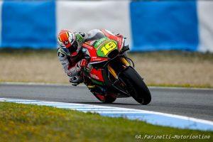 MotoGP: Aprilia continua lo sviluppo della RS-GP al Mugello
