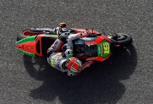 MotoGP Austin: Giornata impegnativa per le Aprilia di Bradl e Bautista
