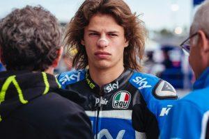 """Moto3 Jerez: Nicolò Bulega """"Sono davvero soddisfatto, subito ho girato con i più forti"""""""