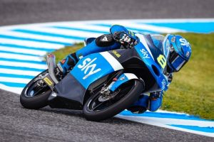 Moto3 Jerez: Strepitoso il rookie Bulega, pole nel GP di Spagna