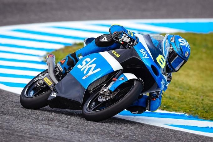 Moto3, Romano Fenati solo settimo a Jerez