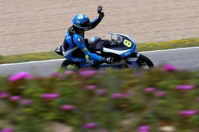 Moto3 Jerez: Brad Binder, rimonta da urlo, vittoria davanti ad uno strepitoso Bulega