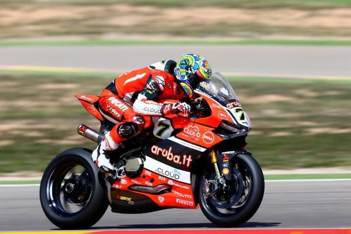Pirelli Aragon Round: Straordinario Davies in Gara 1