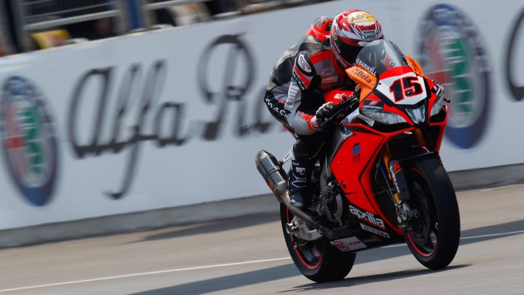 Superbike Imola: De Angelis idoneo a gareggiare
