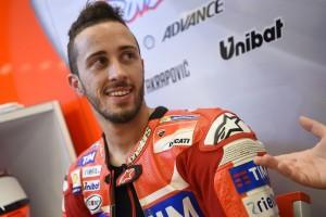 """MotoGP: Andrea Dovizioso, """"Pedrosa ha fatto un errore, Iannone era annebbiato"""""""