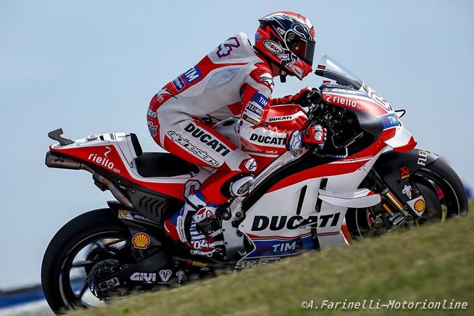 """MotoGP Austin: Andrea Dovizioso, """"Resto fiducioso per la gara"""""""