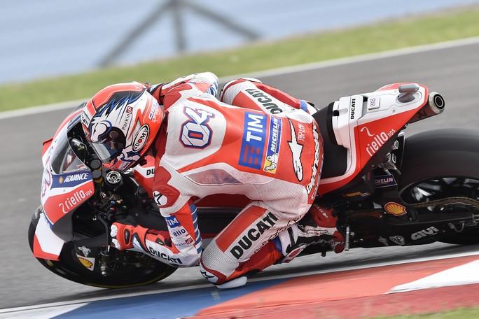 """MotoGP Argentina: Andrea Dovizioso, """"Giornata importante e produttiva"""""""