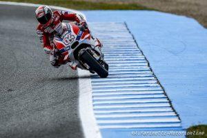 """MotoGP Jerez: Andrea Dovizioso, """"Seconda fila molto importante"""""""