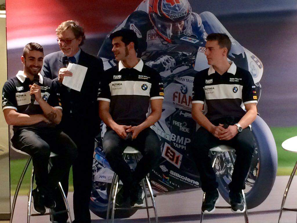 Superbike Imola: il Team Althea si prepara al round di casa