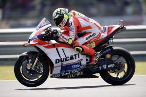 """MotoGP Argentina Day 1: Andrea Iannone, """"Giornata difficile"""""""