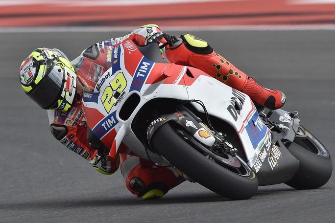 """MotoGP Argentina : Andrea Iannone, """"Potevamo ottenere un risultato migliore"""""""