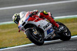"""MotoGP Jerez: Andrea Iannone, """"Mai stato così in difficoltà"""""""