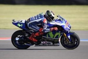 "MotoGP Argentina Day 1: Jorge Lorenzo, ""La pista non aveva grip"""