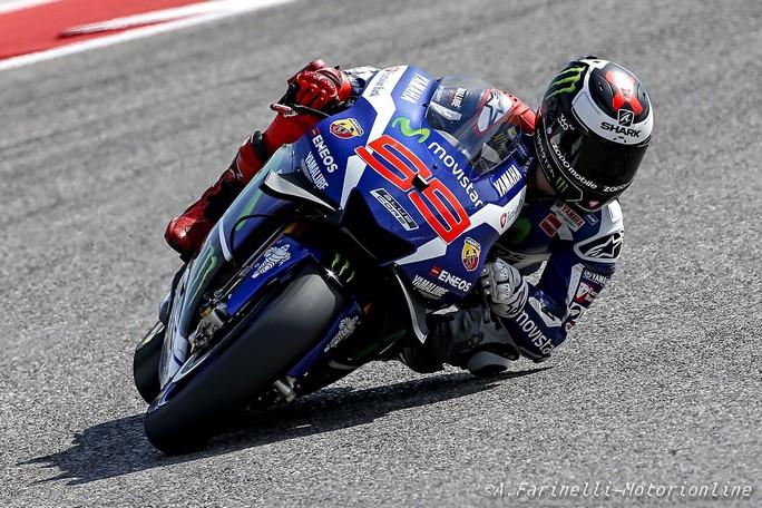 MotoGP Jerez, Prove Libere 2: Lorenzo guida gli spagnoli, Rossi è quinto