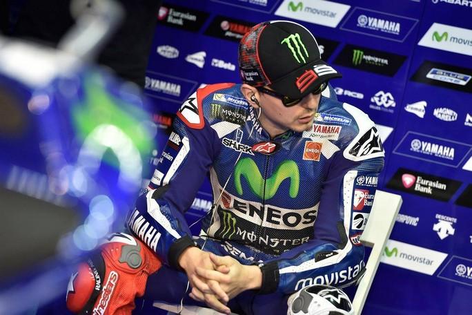 """MotoGP Jerez: Lorenzo , """"Andare in Ducati è stata la scelta più difficile della mia carriera"""""""