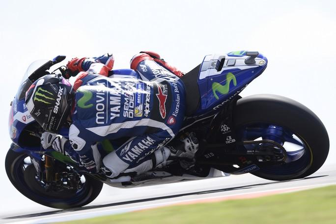 """MotoGP Argentina: Jorge Lorenzo, """"La situazione della Michelin non ci rende tranquilli"""""""