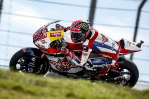 Moto2 Austin, Prove Libere 3: Lowes in vetta in una sessione caratterizzata dal meteo