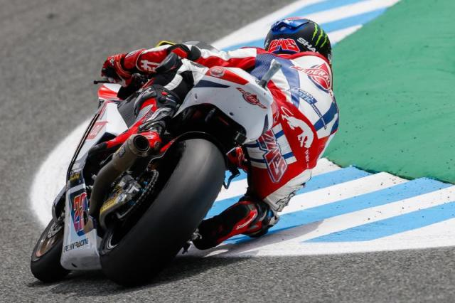 Moto2 Jerez, Qualifiche: Pole Position per Sam Lowes, ottimo 4° tempo per Morbidelli