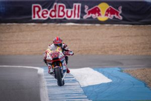 Moto2 Jerez: Lowes domina, sul podio Folger e Rins