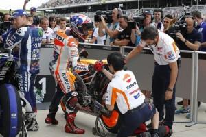 "MotoGP Austin: Marc Marquez, ""Bella pole, ma in gara sarà una bella lotta con le Yamaha"""