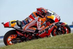 MotoGP Austin: Pole di Marquez, ma Lorenzo e Rossi danno battaglia