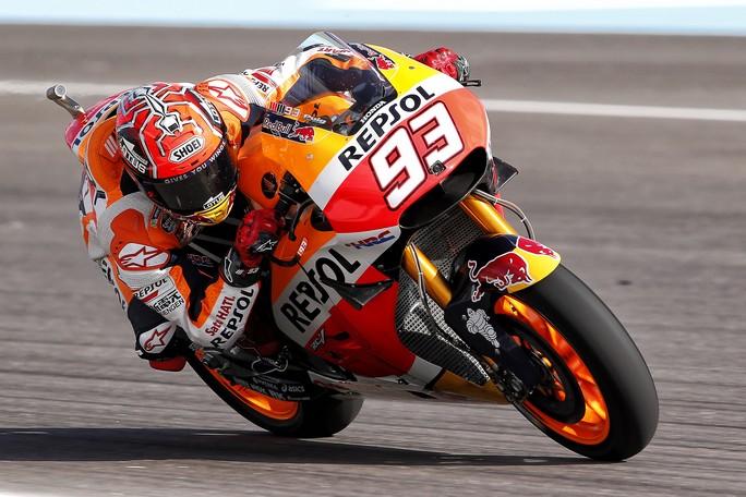 """MotoGP Argentina: Marc Marquez, """"Nonostante la pole stiamo facendo fatica"""""""