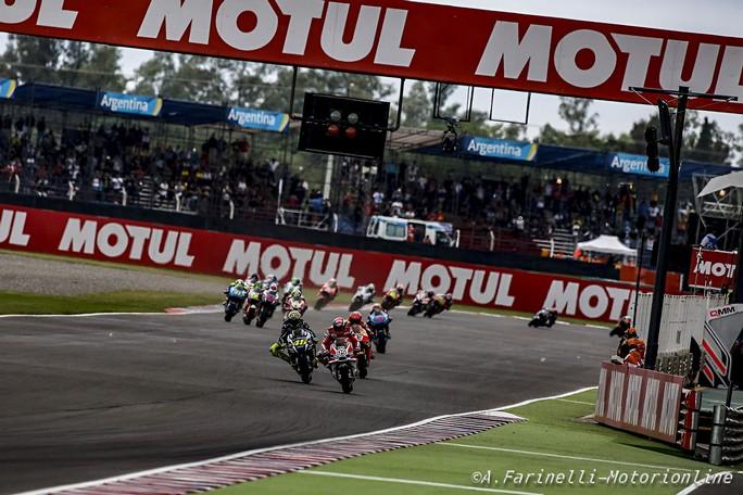 MotoGP Argentina: La Michelin racconta un week-end molto impegnativo