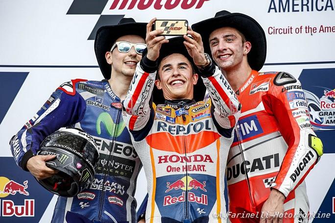 MotoGP Austin: Michelin soddisfatta del weekend statunitense