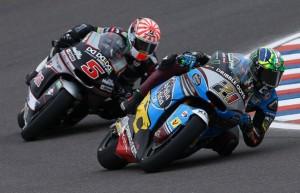 Moto2 Argentina: Ancora una volta la sfortuna tira giu dal podio Morbidelli
