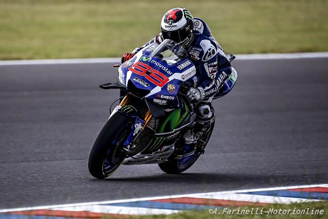 """MotoGP Argentina: Jorge Lorenzo """"Errore mio, non ho avuto pazienza e sono caduto"""""""