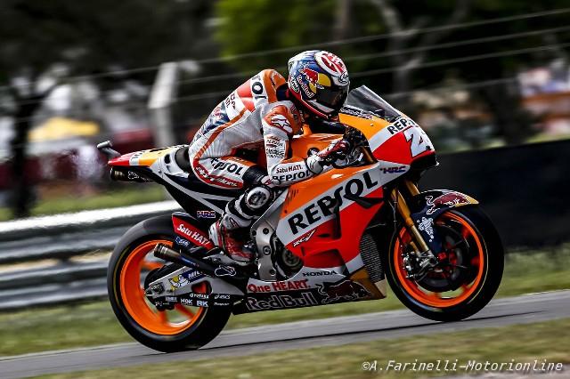 """MotoGP Argentina: Dani Pedrosa """"Podio fortunato, è stata una gara terribile"""""""