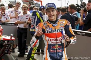 """MotoGP Argentina: Marc Marquez """"Felice di questa vittoria arrivata dopo un lungo lavoro di squadra"""""""