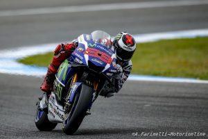 """MotoGP Jerez: Jorge Lorenzo """"Tradito dalle gomme, altrimenti vincevo con distacco"""""""