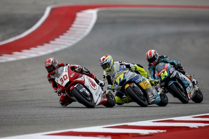 Moto2 Jerez, Prove Libere 1: Nakagami al Top, bene Baldassarri e Corsi
