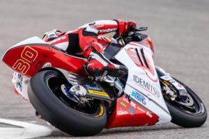 Moto2 Jerez, Prove Libere 2: Taakaki Nakagami davanti a tutti, ottimo Baldassarri 3°
