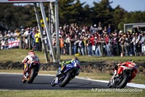 MotoGP: Phillip Island ospiterà la Top Class per altri dieci anni