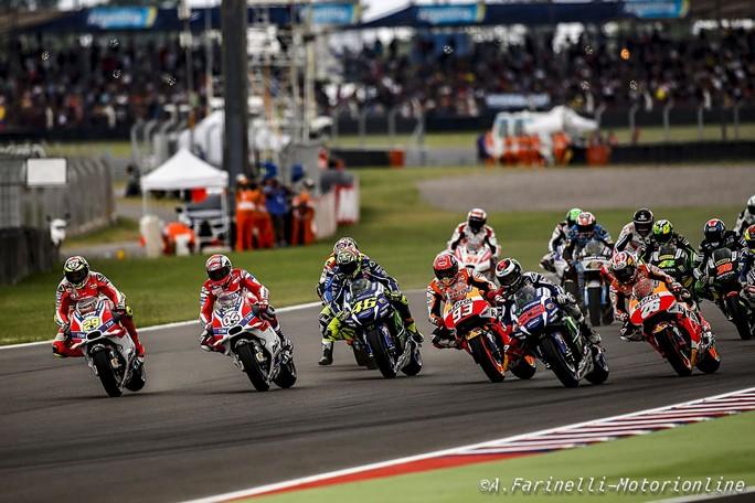 MotoGP: Il Gran Premio di Austin in diretta esclusiva su Sky - Notizie sul Motomondiale