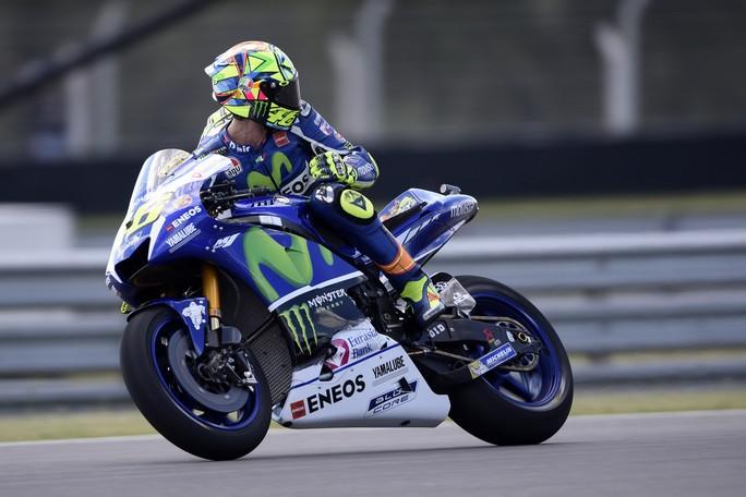 """MotoGP Argentina: Valentino Rossi, """"Bene la prima fila, ma sarà dura battere Marquez"""""""
