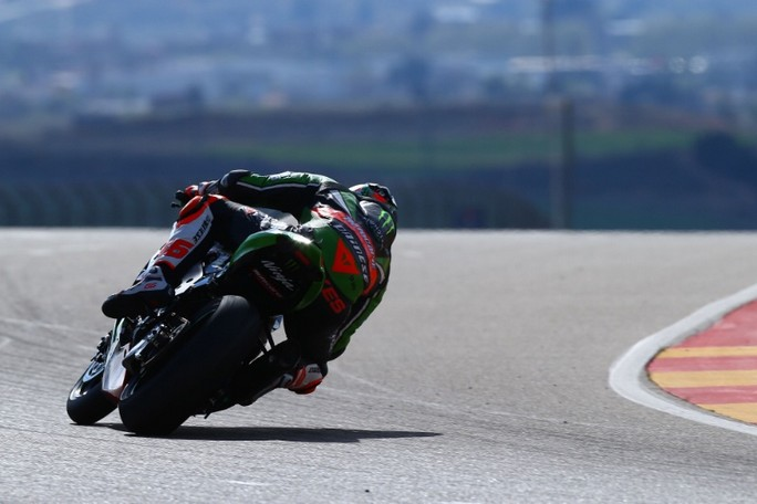 Pirelli Aragon Round: Tom Sykes record in Tissot-Superpole