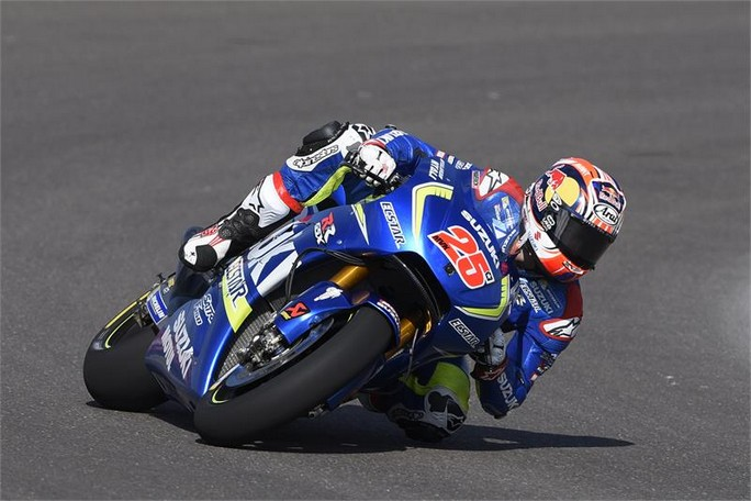 """MotoGP Argentina Day 1: Maverick Viñales, """"Abbiamo fatto un buon lavoro"""""""