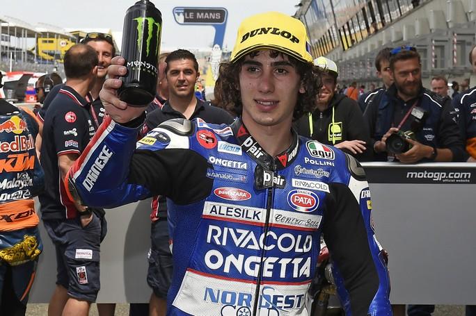 Moto3 Francia: pole position in terra francese per Niccolò Antonelli