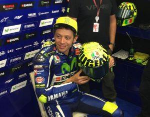MotoGP Mugello: da Rossi ai piloti Ducati, caschi speciali per il Mugello