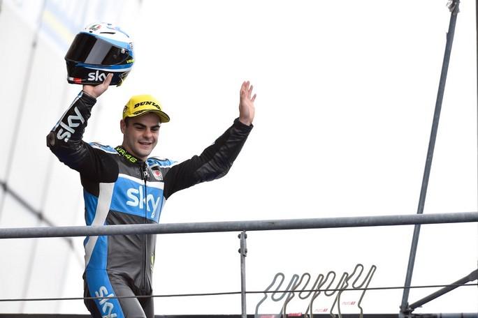 Moto3 Francia: tutto lo Sky Racing Team Vr46 nei primi 7