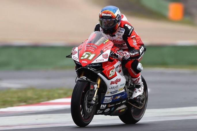 CIV Vallelunga: Pirro svetta in Superbike; Taccini e Giannini vincono la PreMoto3
